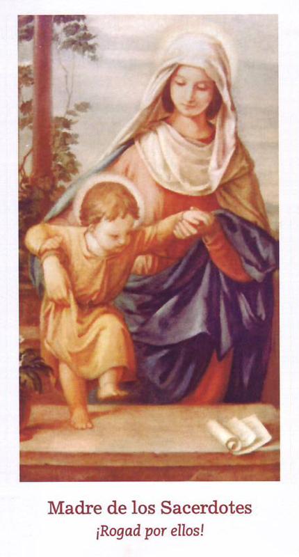 Madre de los sacerdotes 1